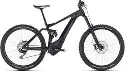 "Cube Stereo Hybrid 160 SL 500 27.5"" 2018 - Electric Mountain Bike"