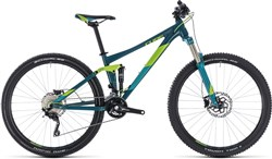 "Cube Sting WS 120 27.5"" Womens Mountain Bike 2018 - Trail Full Suspension MTB"