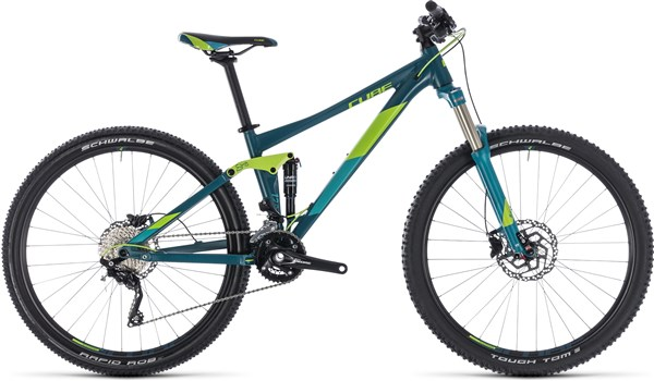 Cube Sting WS 120 29er Womens Mountain Bike 2018 - Trail Full Suspension MTB