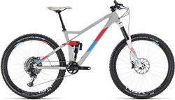 "Cube Sting WS 140 HPC SL 27.5"" Womens Mountain Bike 2018 - Trail Full Suspension MTB"