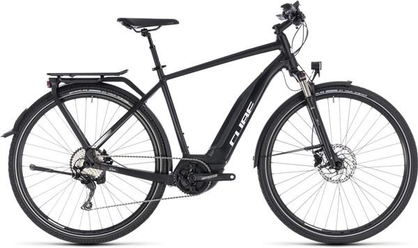 Cube Touring Hybrid Pro 500 2018 - Electric Hybrid Bike