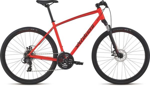 Specialized Crosstrail Mechanical Disc 2020 - Hybrid Sports Bike