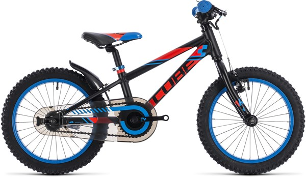 Cube Kid 160 16w 2018 - Kids Bike