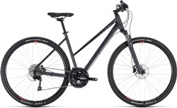 Cube Nature EXC Trapeze Womens 2018 - Hybrid Sports Bike