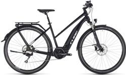 Cube Touring Hybrid Pro 400 Trapeze Womens 2018 - Electric Hybrid Bike