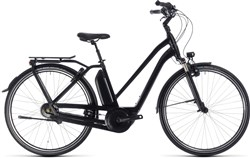 Cube Town Hybrid Pro 400 Trapeze Womens 2018 - Electric Hybrid Bike