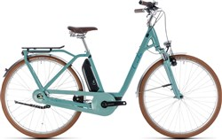 Cube Elly Cruise Hybrid 400 Easy Entry 2018 - Electric Hybrid Bike