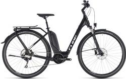 Cube Touring Hybrid Pro 500 Easy Entry 2018 - Electric Hybrid Bike