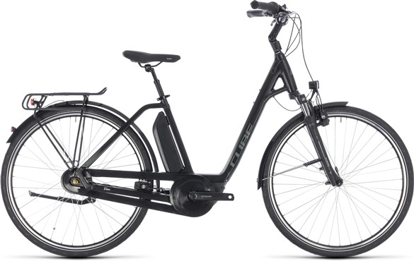 Cube Town Hybrid One 500 Easy Entry 2018 - Electric Hybrid Bike