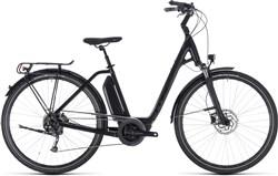 Cube Town Hybrid Sport 400 Easy Entry 2018 - Electric Hybrid Bike