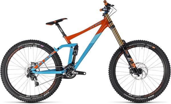 "Cube Two15 SL 27.5"" Mountain Bike 2018 - Downhill Full Suspension MTB"
