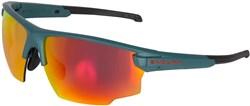 Endura SingleTrack Cycling Glasses - Set of 3 Lenses