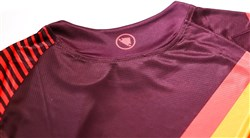 Endura SingleTrack Print Womens Short Sleeve Tech Tee