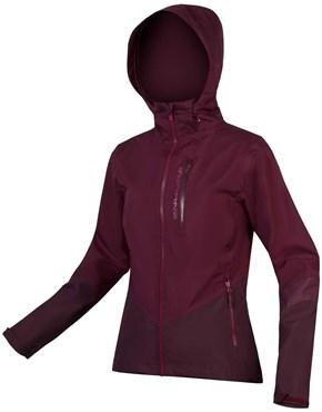 Endura SingleTrack Womens Waterproof Jacket II