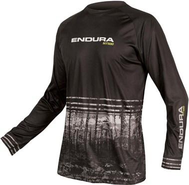 Endura MT500 Long Sleeve Print T II