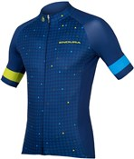 Endura Triangulate Short Sleeve Jersey