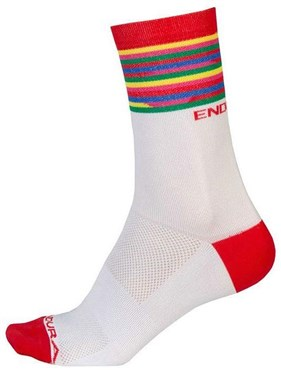 Endura Pinstripe Sock | Strømper