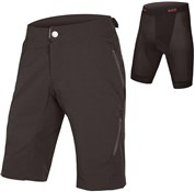 Endura SingleTrack Lite Short II with Liner