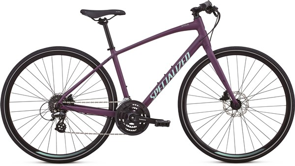 Specialized Sirrus Disc Womens 2020 - Hybrid Sports Bike