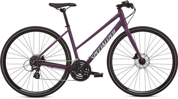 Specialized Sirrus Disc Step Through Womens 2019 - Hybrid Sports Bike
