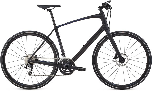 Specialized Sirrus Expert Carbon 2019 - Hybrid Sports Bike