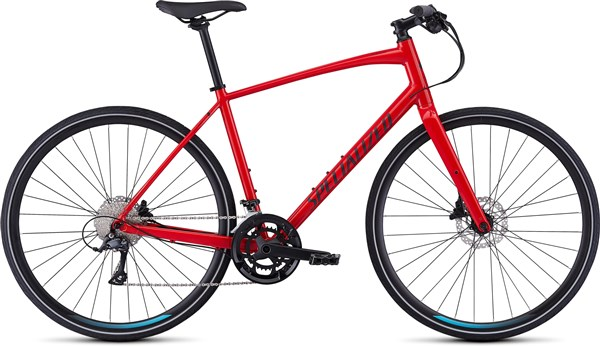 Specialized Sirrus Sport Alloy Disc 2020 - Hybrid Sports Bike