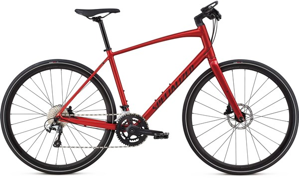 Specialized Sirrus Elite Alloy 2018 - Road Bike