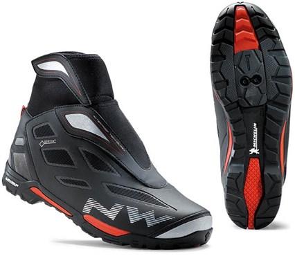 Northwave X-Cross GTX Winter SPD MTB Shoes | Sko