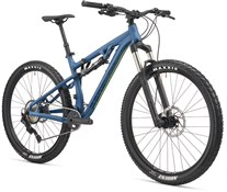 "Saracen Kili Flyer 27.5"" Mountain Bike 2018 - Trail Full Suspension MTB"