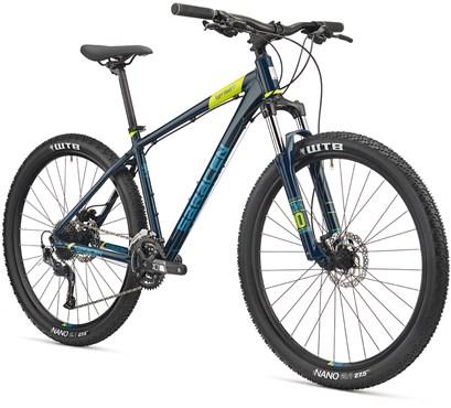 "Saracen Tufftrax Comp Disc 27.5"" Mountain Bike 2018 - Hardtail MTB"