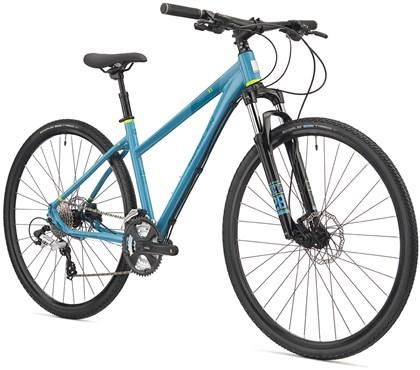Saracen Urban Cross 1 Womens 2018 - Hybrid Sports Bike