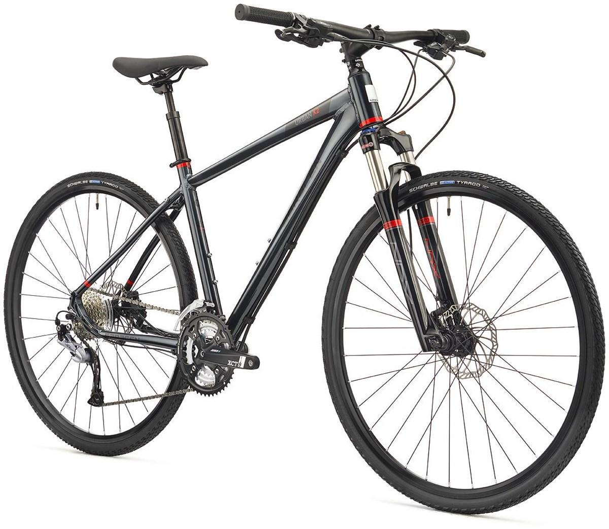 Saracen Urban Cross 2 2018 - Hybrid Sports Bike | City
