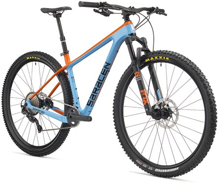 Saracen Zenith Carbon 29er Mountain Bike 2018 - Hardtail MTB | MTB