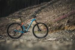 Saracen Zenith Carbon 29er Mountain Bike 2018 - Hardtail MTB