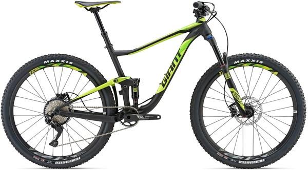 "Giant Anthem 3 27.5"" Mountain Bike 2018 - Trail Full Suspension MTB"