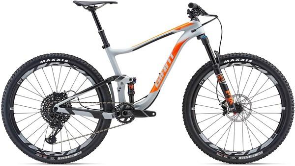 "Giant Anthem Advanced 1 27.5"" Mountain Bike 2018 - Trail Full Suspension MTB"