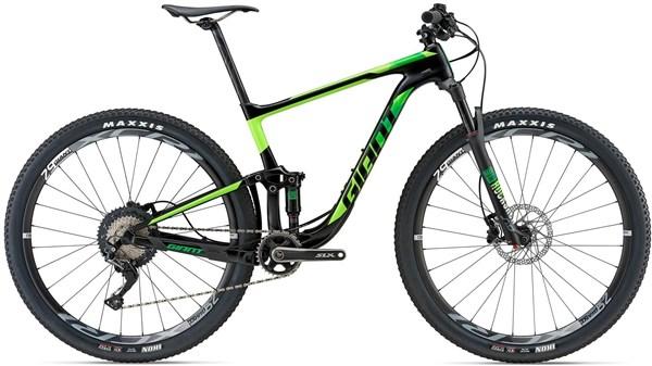 Giant Anthem Advanced 29er 1 Mountain Bike 2018 - XC Full Suspension MTB