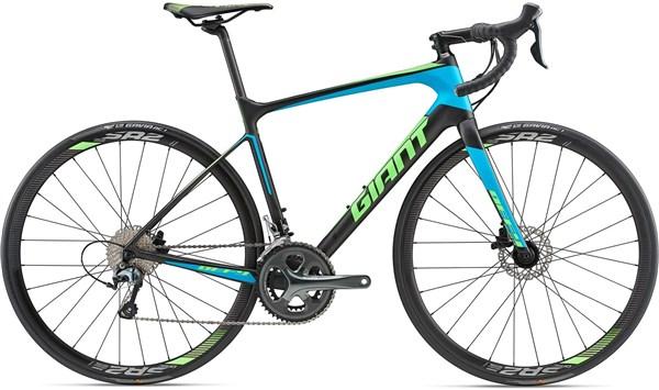 Giant Defy Advanced 3 2018 - Road Bike