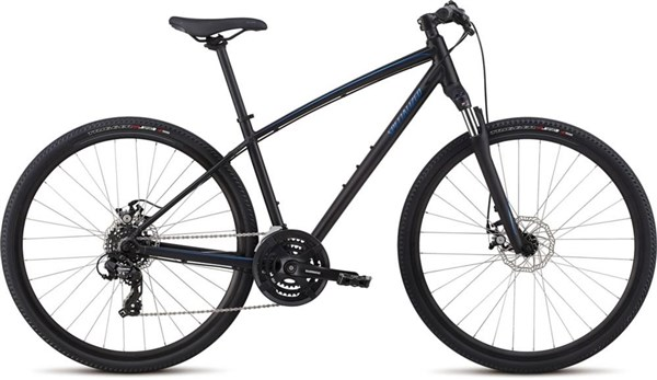 Specialized Ariel Mechanical Disc Womens 2019 - Hybrid Sports Bike | City-cykler