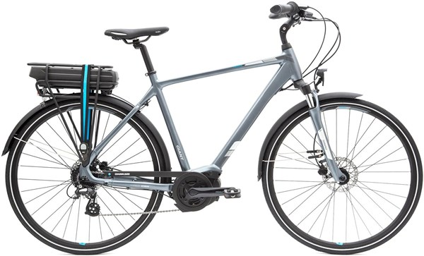 Giant Entour E+2 Disc 2018 - Electric Hybrid Bike