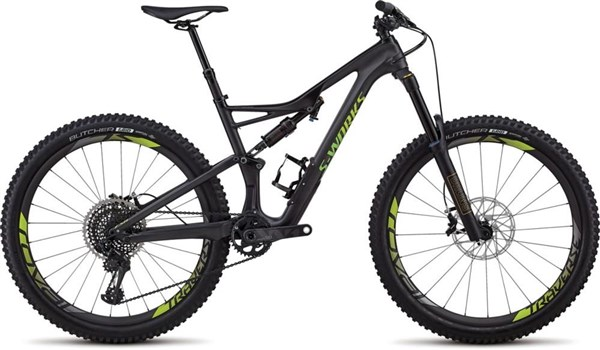 Specialized S-Works Stumpjumper FSR 650b Mountain Bike 2018 - Trail Full Suspension MTB