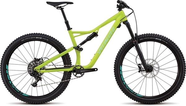 Specialized Stumpjumper Comp Alloy 650b Mountain Bike 2018 - Trail Full Suspension MTB