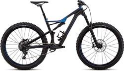 Specialized Stumpjumper Comp Carbon 650b Mountain Bike 2018 - Trail Full Suspension MTB