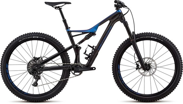 "Specialized Stumpjumper Comp Carbon 27.5"" Mountain Bike 2018 - Trail Full Suspension MTB"