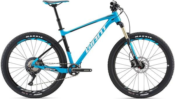 "Giant Fathom 1 27.5"" Mountain Bike 2018 - Hardtail MTB"
