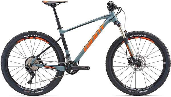 "Giant Fathom 2 27.5"" Mountain Bike 2018 - Hardtail MTB"