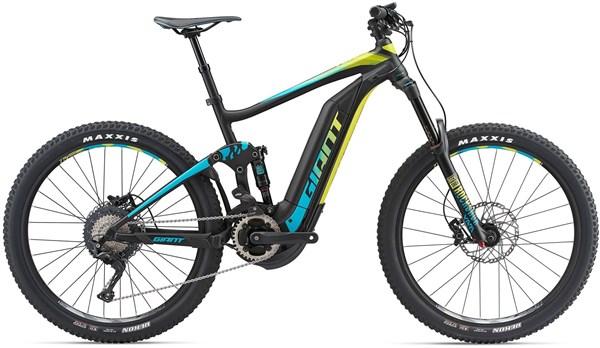 Giant Full-E+ 1 SX Pro 2018 - Electric Mountain Bike