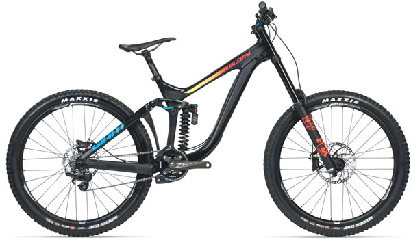 "Giant Glory Advanced 1 27.5"" Mountain Bike 2018 - Downhill Full Suspension MTB"
