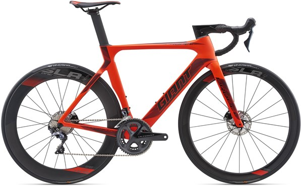 Giant Propel Advanced Disc 2018 - Road Bike