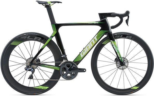 Giant Propel Advanced Pro Disc 2018 - Road Bike